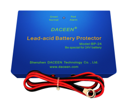 Battery protector (Desulfator, Reconditioner, Restorer) for 12V truck batteries